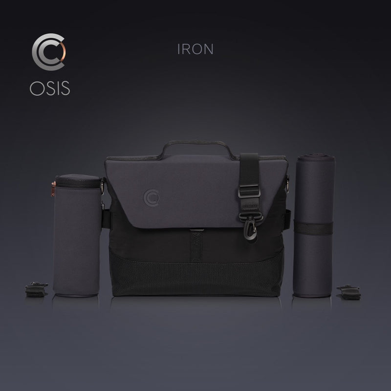Osis by Cavoe Changing Bag - iron