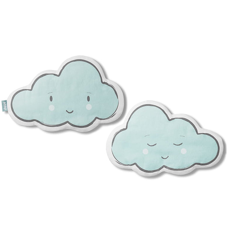 PHOTO-PILLOW MINT CLOUD - Little Baby Shop -