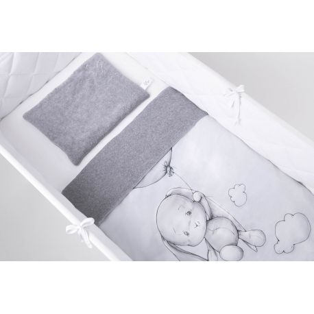 Double Blanket Effik - baloon - Little Baby Shop -