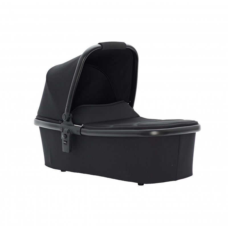 Qtus DuetPro Carrycot - black - Little Baby Shop -