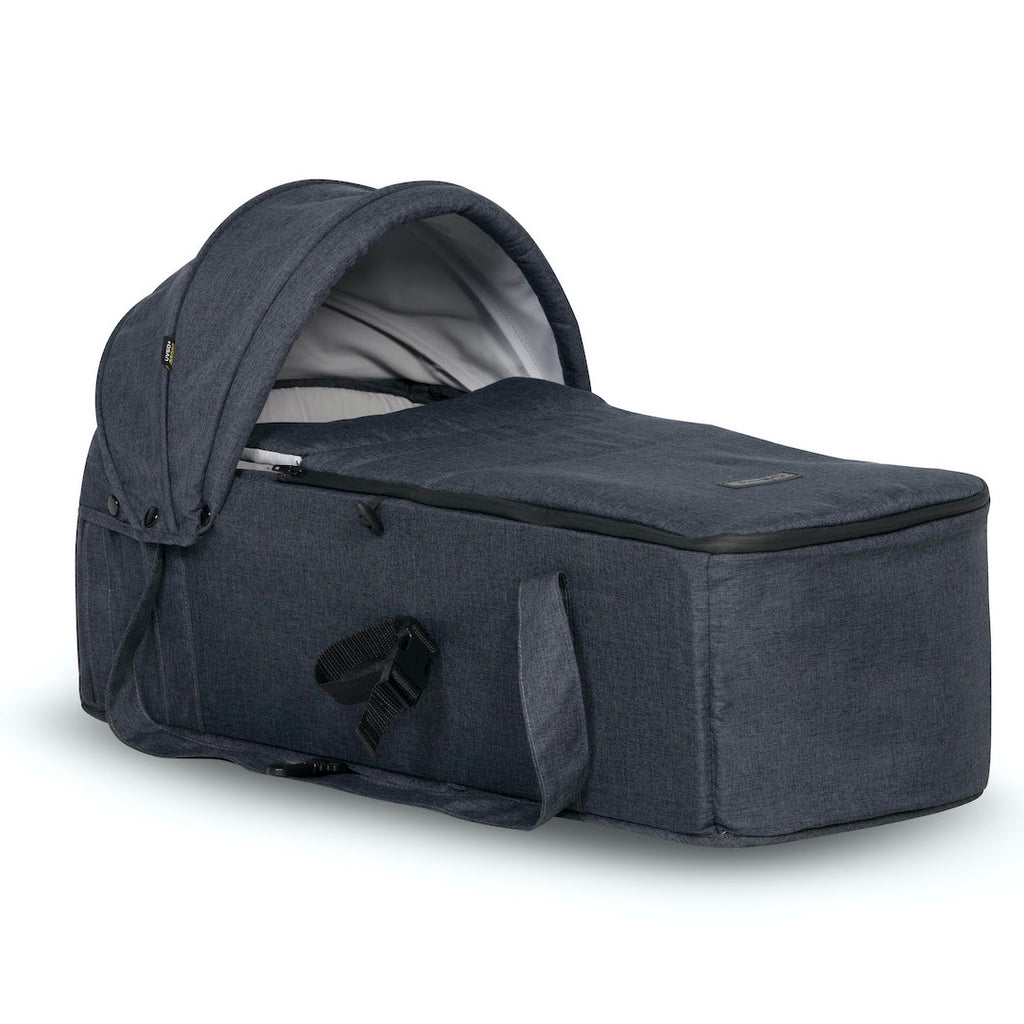 Soft Base Carrycot - coal - Little Baby Shop -