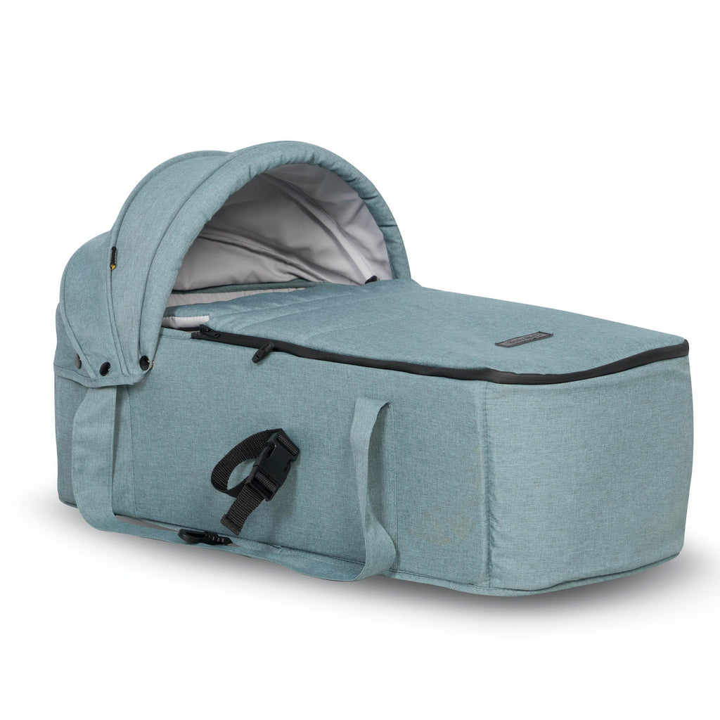 Soft Base Carrycot - mineral - Little Baby Shop -