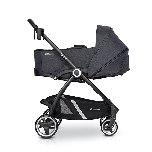 Crox Soft Base Carrycot - coal - Little Baby Shop -
