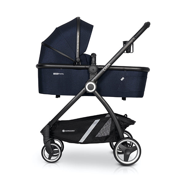 Crox Hard Base Carrycot - cosmic blue - Little Baby Shop -