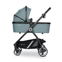 Crox Hard Base Carrycot - mineral, Little Baby Shop Ltd.