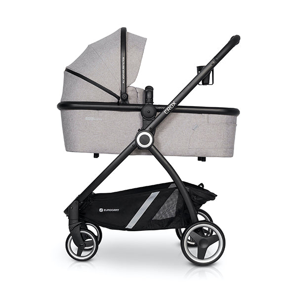 Crox Hard Base Carrycot - pearl - Little Baby Shop -