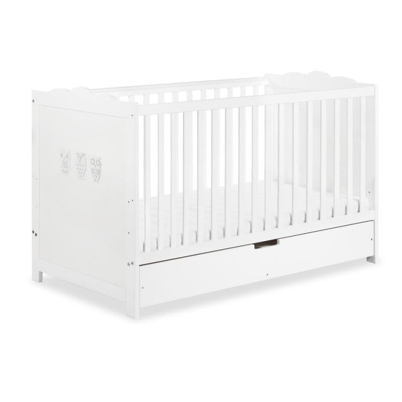 MILO Cot-Bed with Drawer Furniture Set (with Wardrobe)