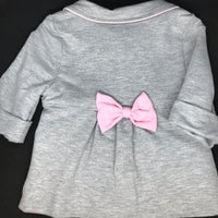 Coat - grey - Little Baby Shop -