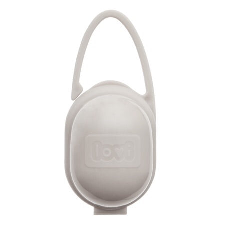 LOVI Soother Container Beige - Little Baby Shop -