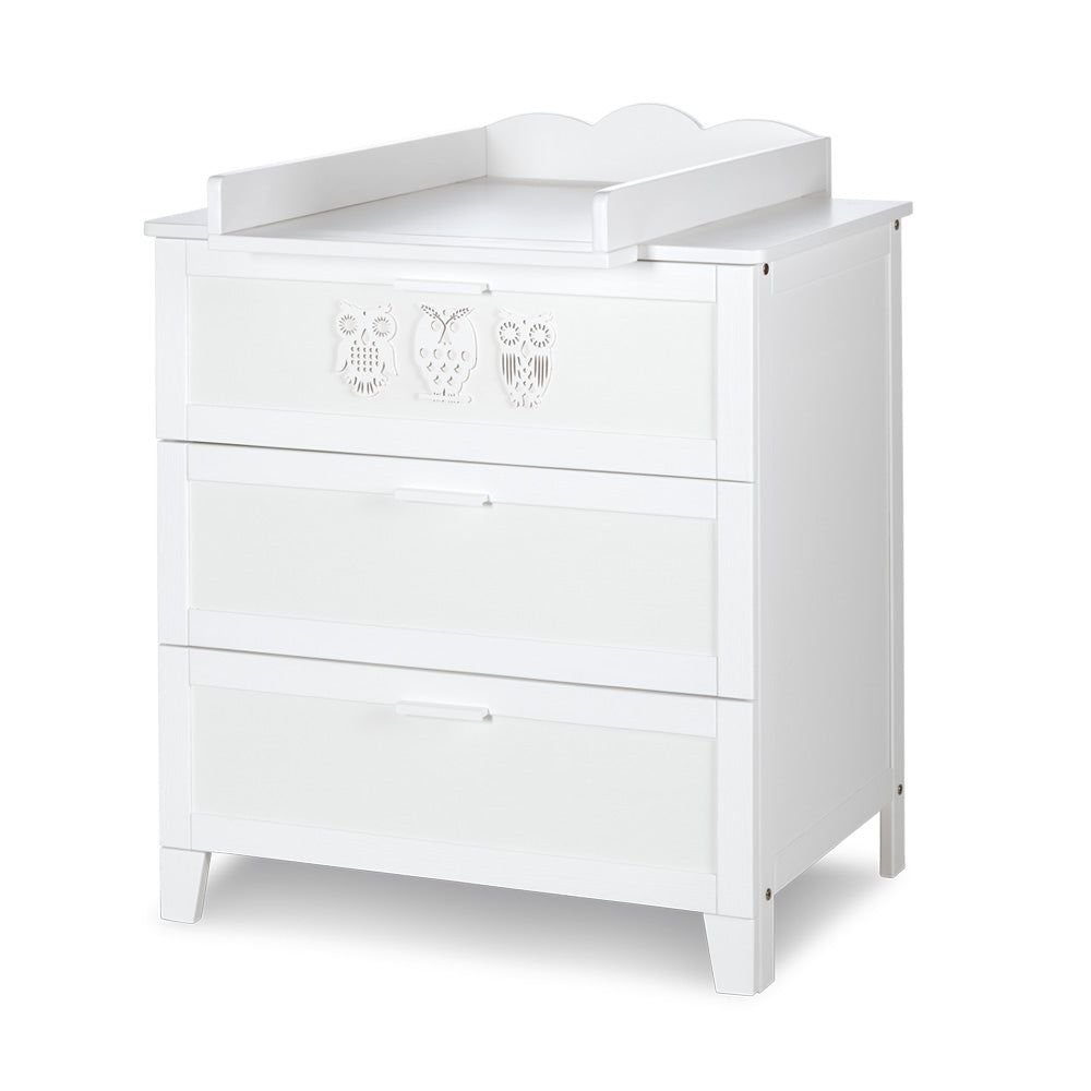 Marsell chest of drawers with changing tray - Little Baby Shop -