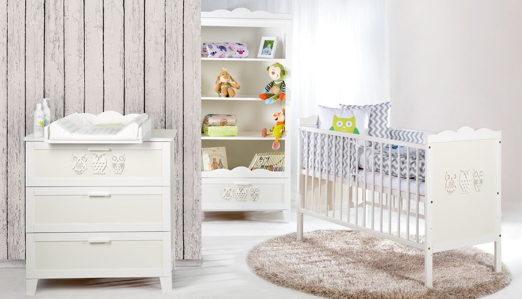 Marsell cot - Little Baby Shop -