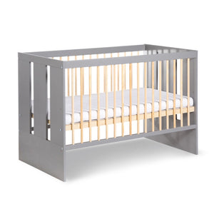 Paula Graphite cot - Little Baby Shop -