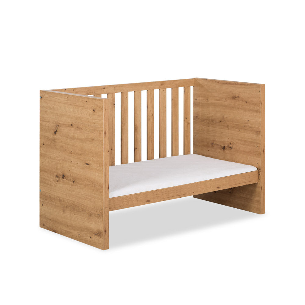 ZOE cot - oak, Little Baby Shop Ltd.