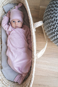 DREAM-BAG with HAT - pink star, Little Baby Shop Ltd.