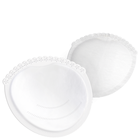 LOVI Discreet Elegance Breast Pads - white, Little Baby Shop Ltd.