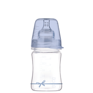 LOVI Diamond Glass Bottle - Boy Baby Shower 150 ml, Little Baby Shop Ltd.