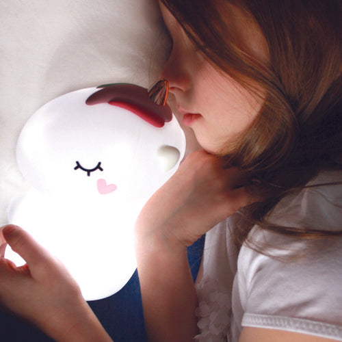 INNO GIO GioLittle Unicorn Night Lamp with Projector
