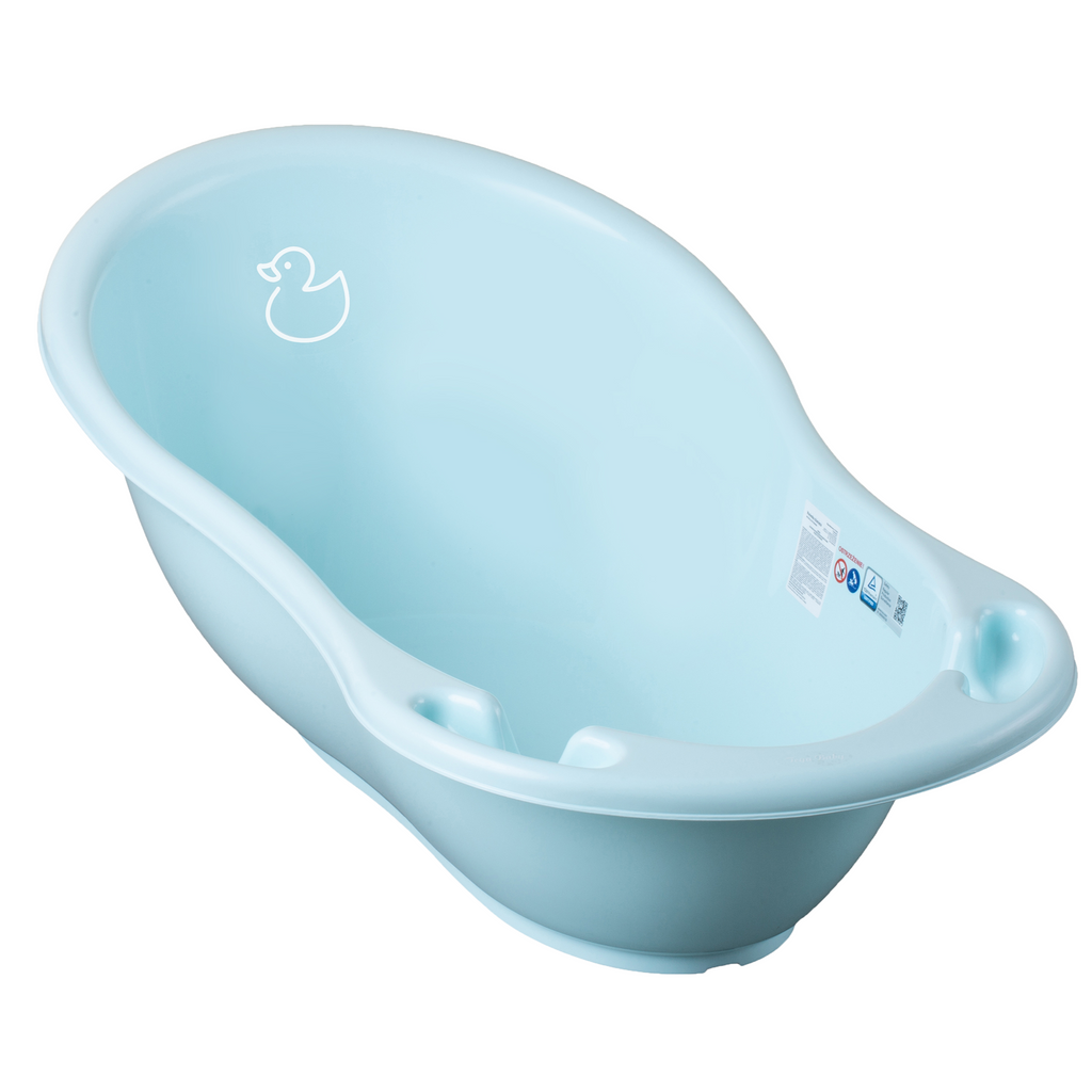 LITTLE DUCK Baby Bath - blue - Little Baby Shop -