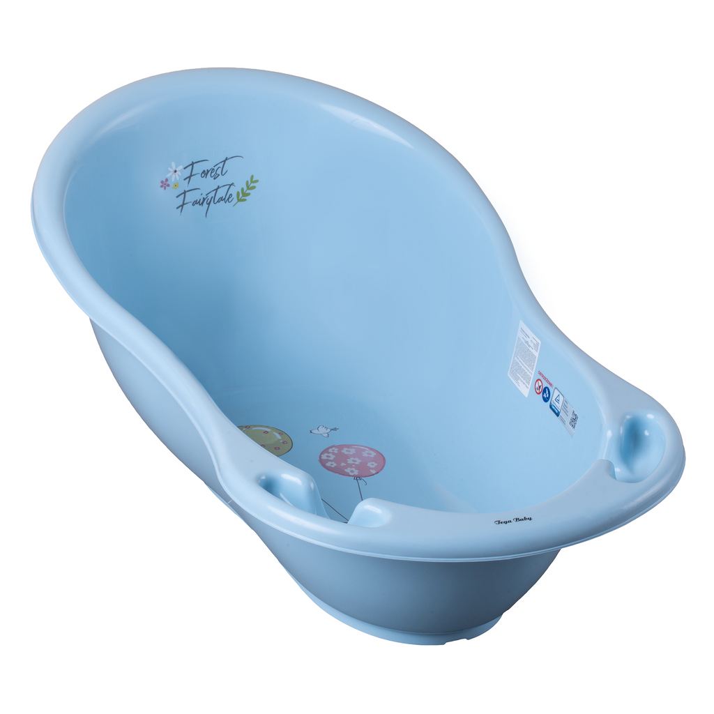 FOREST FAIRYTALE Baby Bath - blue - Little Baby Shop -