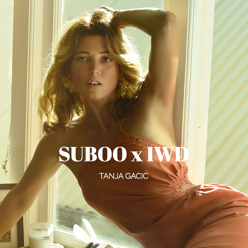 #SUBOOJOURNAL International Women's Day w/ Tanja Gacic