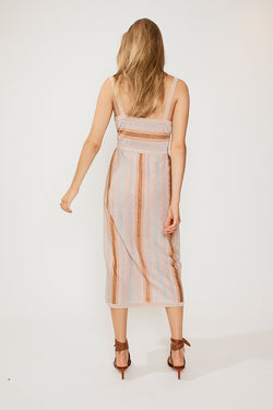 Luella Knitted Cut Out Dress - PRE ORDER