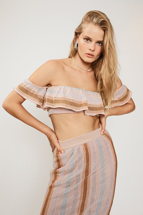 Luella Off Shoulder Top