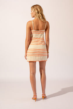 Cali Shift Mini Dress