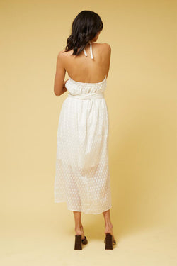 Daisy Halter Dress