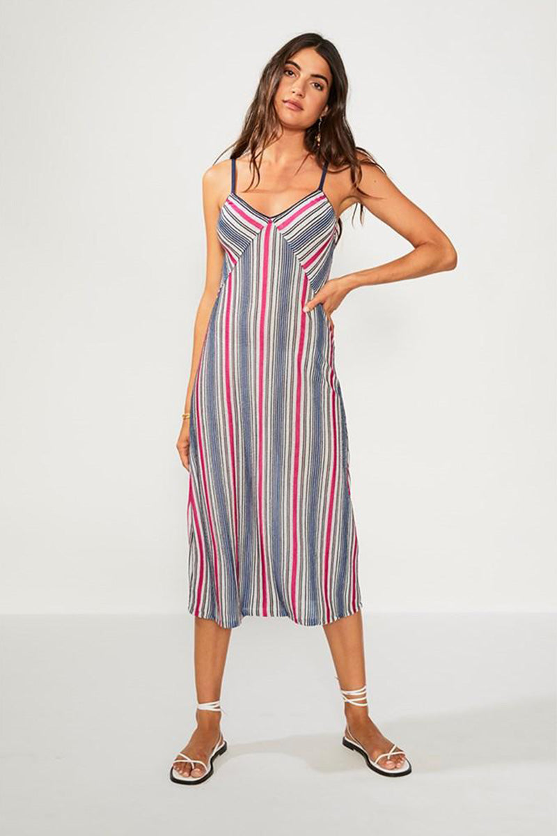SUBOO eva-knit-slip-dress