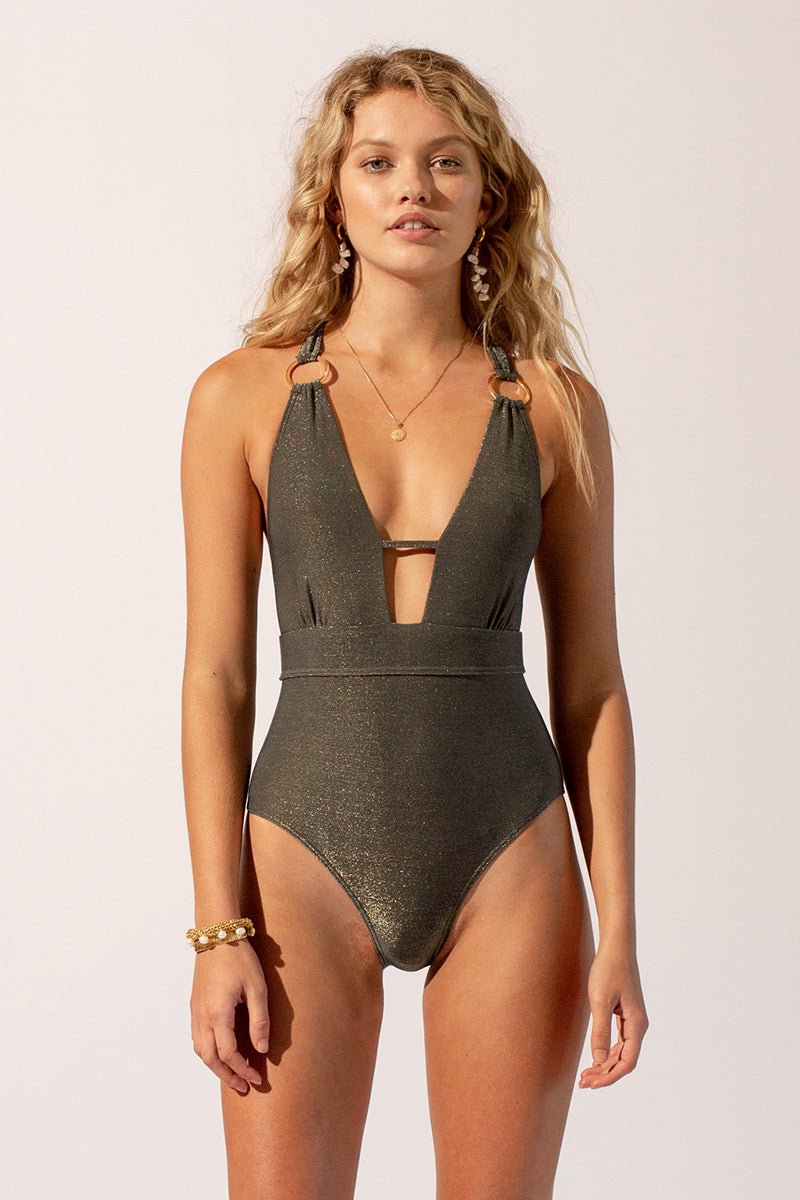 Gigi Deep V One Piece