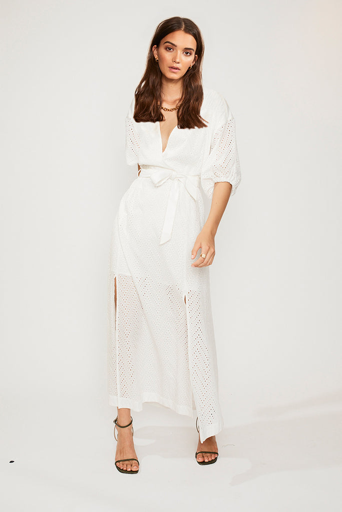 Goldie Short Sleeve Maxi