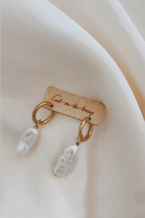 Heidi Pearl Drop Earrings