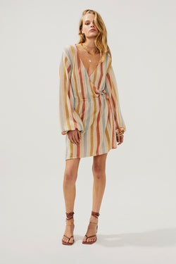 Isabel Wrap Dress *Pre Order*