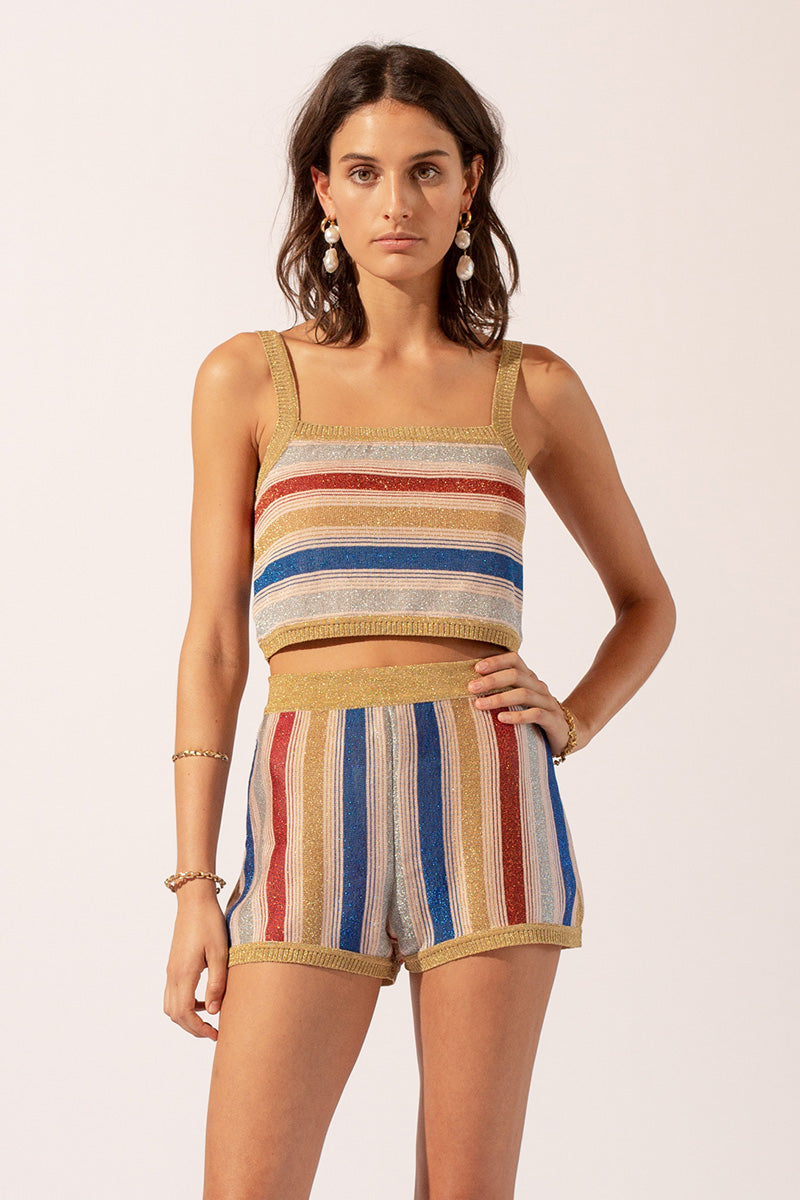 Mila Stripe Tank Top