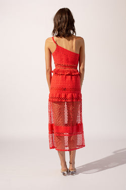 Stella Crochet Skirt