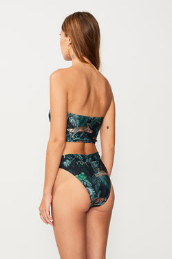 Xenia Super High Cut Bottom - Xenia Print