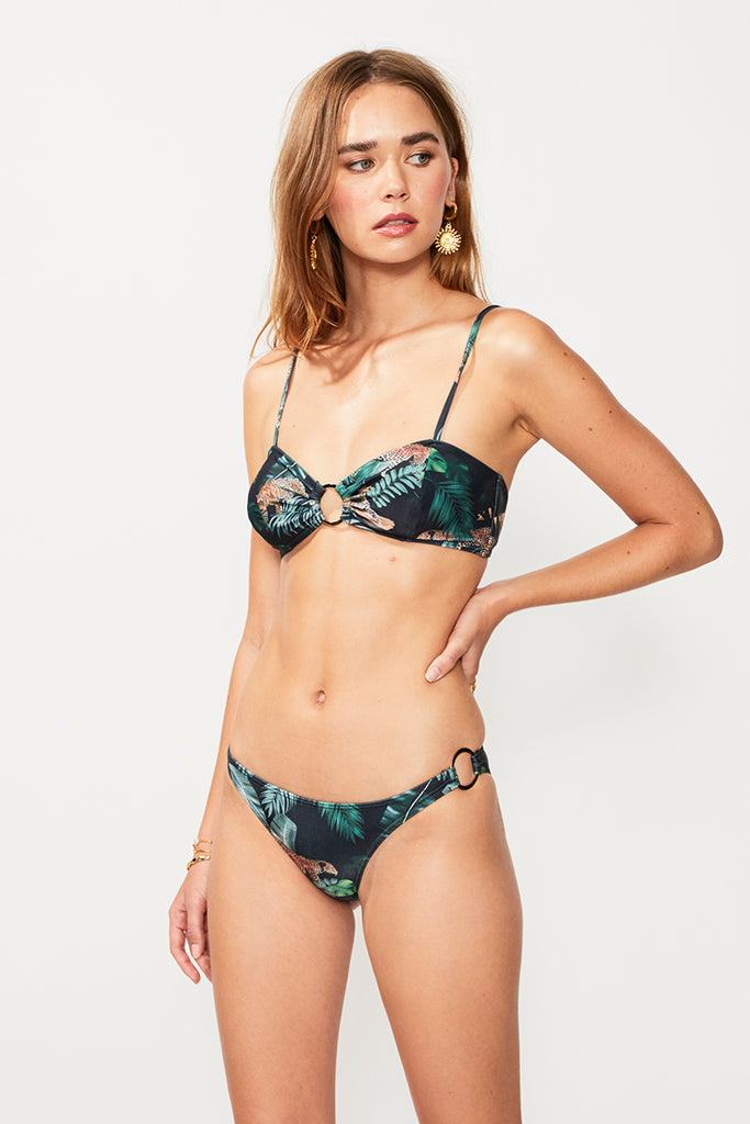 Xenia Ring Side Bottom - Xenia Print