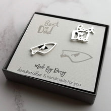 Keepsake Handwriting Cufflinks