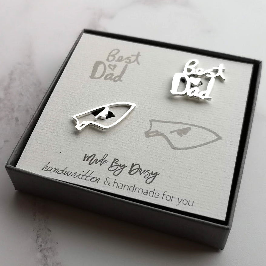 Handwriting Cufflinks