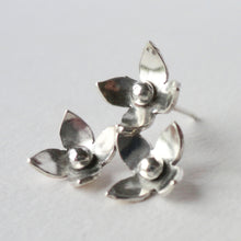 Cherry Blossom Cluster Stud Earrings