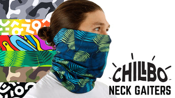 Introducing the Chillbo Neck Gaiter