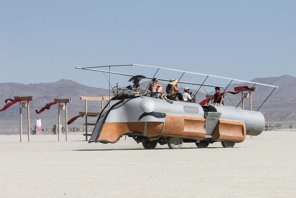 Burning Man Festival, Blackrock City, Nevada, USA