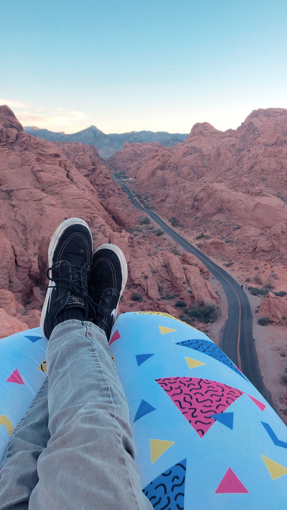 Chillbo Shwaggins Valley of Fire USA Travel Adventure
