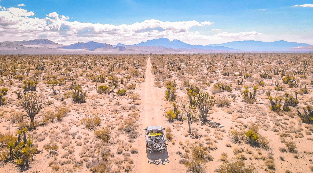 Mojave Desert Travel USA Adventure