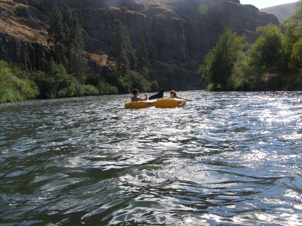 Yakima River, Washington State tubing destinations USA