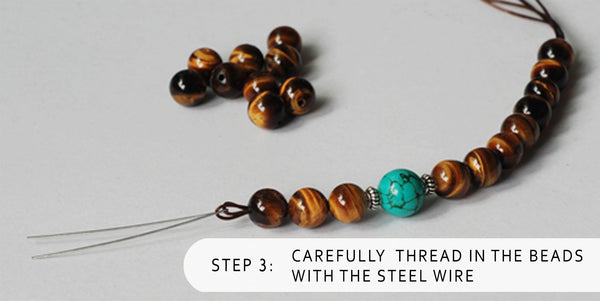 Step 3 Elastic Bracelet Alteration Kit by Gem and Silver