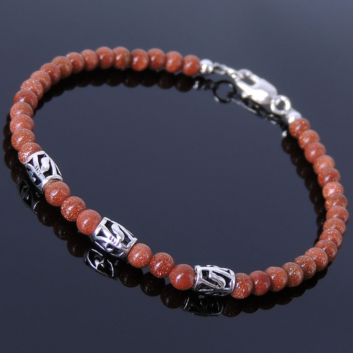 handmade artisan buddhist love knot bracelet monks by tibetan luck products