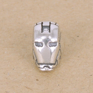 2 PCS Superhero Protection Beads - S925 Sterling Silver WSP344X2