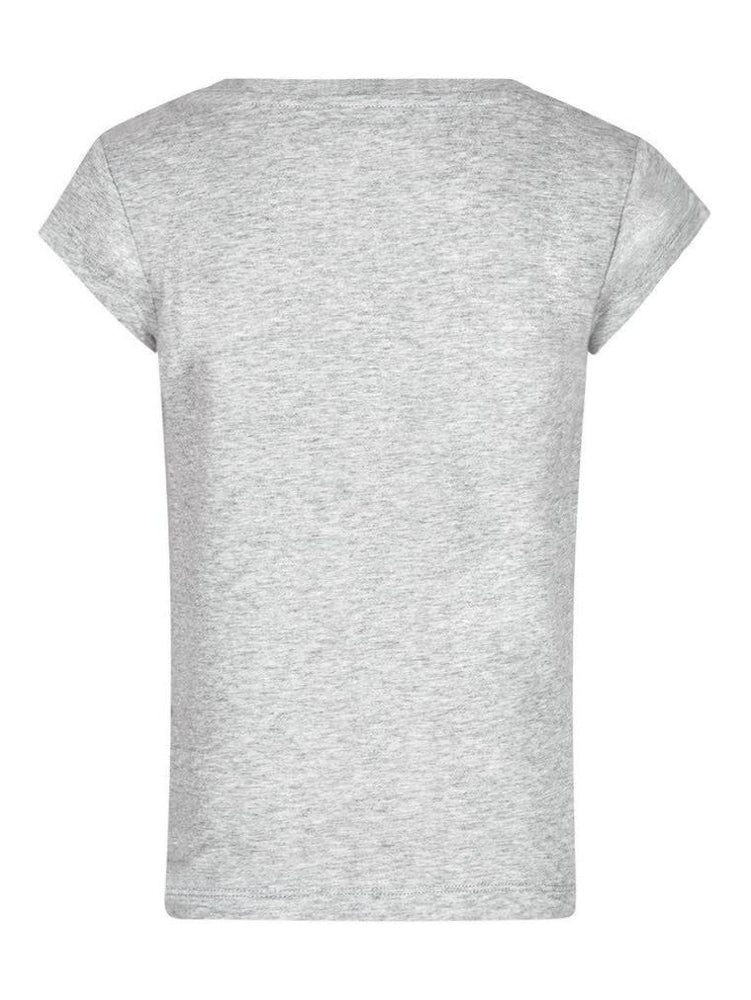 SUGAR SQUAD PRINT T-SHIRT GREY - Fashion Trendz