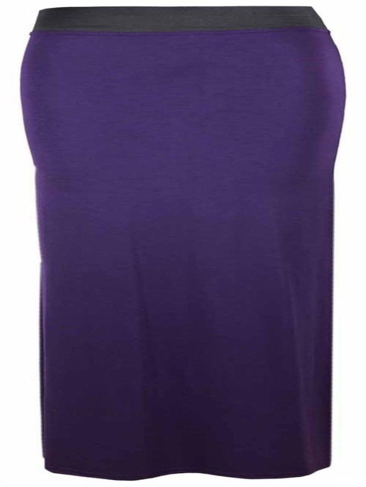 LONG MAXI SKIRT PURPLE